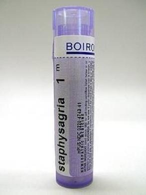 Boiron - Staphysagria 1M 80 plts