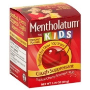 Mentholatum Cherry Chest Rub For Kids -- 50ml