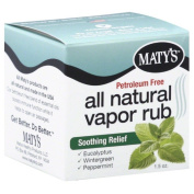 Matys All Natural Vapour Rub, 45ml