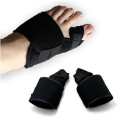 Big Toe Bunion Splint Hallux Valgus Foot Pain Relief Corrector 2pcs for Left and Right foot