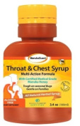 Throat and Chest Syrup (100 ml) 3.40 Ounces