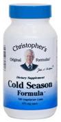 Dr. Christophers Formulas Cold Season Formula