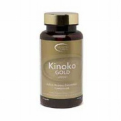 Quality of Life Labs Kinoko Gold AHCC -- 500 mg - 60 Capsules