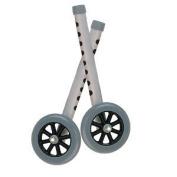 SunMark Econo 13cm Walker Wheels, Fixed