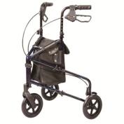 Walker 3 Wheel Trio Roller Walker - Carex Health Brands A33300