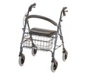 Nova 4215 Mack Heavy Duty 4 wheeled walker rollator [Health and Beauty]