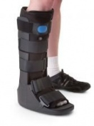 1 Each Of Pneumatic Short Leg Walkers - Medium