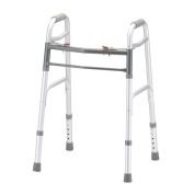 Nova Medical Products 2-Button Release Folding Walker, Small Paediatric