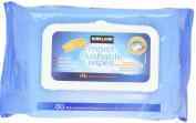 Kirkland Signature Moist Flushable Wipes 600 Pre-moistened Wipes for the Entire Family