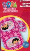 Dora the Explorer 2-piece Bath / Beach Towel Set - Flower Thang