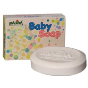 Baby Soap For Tender Sensitive Skin By Madina 100ml (6 Pack)... mtc