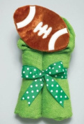 Tubby Towel Pattern: Football