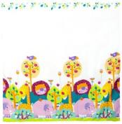 Kushies Baby Jungle Themed Shower Curtain