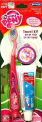 My Little Pony Toothbrush Travel Kit Incl