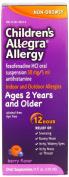 Allegra Allegra Childrens Allergy Oral Suspension Berry Flavour