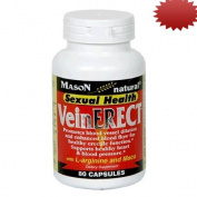 Mason Natural VeinErect, Sexual Health, 80 Capsules