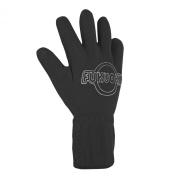 Fukuoku 5 Finger Righthand Massage Glove Medium - Black