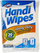 Clorox Handi Wipes Multi-Use Reusable Cloths, Heavy Duty 3 ea