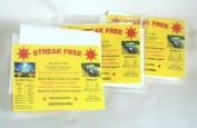 """Streak Free Microfiber Cloth """"As Seen On TV"""" 3 Pack"""
