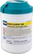 Sani-Cloth Hb, Large, 160/Tub