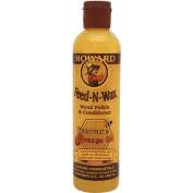 Howard FW0008 Feed-N-Wax Wood Polish and Conditioner, 240ml