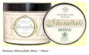 Briwax Sheradale Antique & Fine Furniture Wax Polish - Clear 250ml