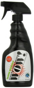 Wow! Stainless Steel Cleaner & Protectant, 16 fl oz