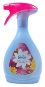 Febreze Limited Edition Brilliant Spring Blossoms Eliminates Odours and Freshens Fabrics Carpets and Air Fabric Refresher 800ml
