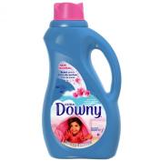 Downy April Fresh Liquid Fabric Softner, 1510ml Plastic Bottle