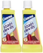 Carbona Stain Devils Ketchup, Mustard & Chocolate Stain Remover, 50ml