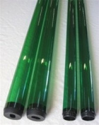 T8 120cm Green Coloured Fluorescent Safety Sleeve - Tube Guard