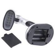 Battery-Powered Cordless Mini 12 LED Emergency Desk Lamp by ANLO