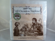 Trader Joe's All Occasion Napkins 100 Two-ply