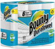 Bounty DuraTowel King Rolls, 6 ct