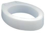 Toilet Seat Raised Elongated - B30600 Carex Health Brands