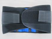 Brand New Deluxe Neoprene Double Pull Lumbar Lower Back Support Brace Exercise Belt
