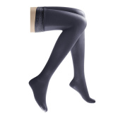 Jobst UltraSheer Thigh High, Firm Compression 20-30mmHg