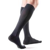 Mediven for Men 15-20mmHg Knee High Compression Socks : Brown Size V