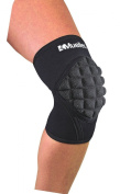 Mueller Pro Level Knee Pad with kevlar, Black, Xx-large