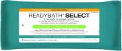 Medline ReadyBath Basics, Antibacterial, Scented Disposable Washcloths, Case