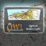 The Owl Lite - Credit Card Sized Magnifier and Light