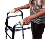 Essential Medical Supply Sheepette Walker Grip Covers