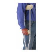 Nova Ortho-Med Crutch Cover Set, Fleece