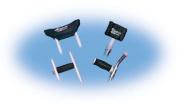 "Southwest Technologies Elasto-Gel Crutch-Mate I - ""Standard"" Underarm Gel Crutch Pad - Waterproof Cover - One Pair"