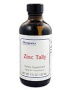 Zinc Tally 120mls