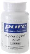 Alpha Lipoic Acid 100 mg. 60 caps