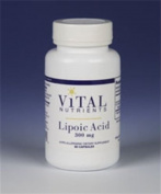 Vital Nutrients Lipoic Acid 150 mg - 60 Capsules