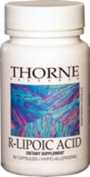 THORNE RESEARCH - R-Lipoic Acid - 60ct [Health and Beauty]