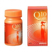 Shiseido Q10 Shiny Beauty Supplement 60 tablets