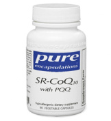 Pure Encapsulations - SR-CoQ10 with PQQ 60 vcaps [Health and Beauty]